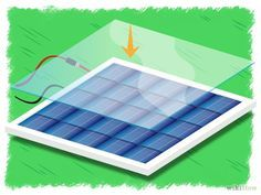 Como Construir um Painel Solar