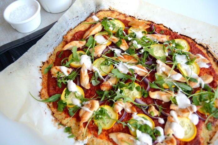 Skei ut med pizza uten å sprenge kaloribudsjettet - Vektklubb