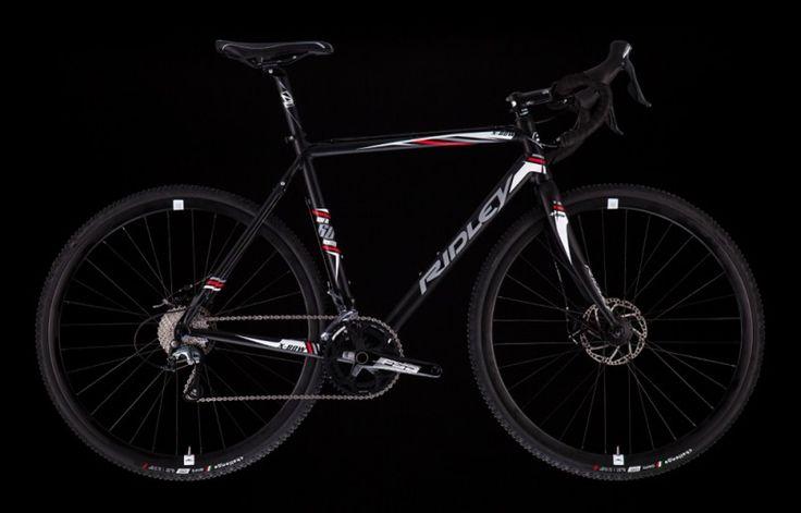 Ridley Cyclocrossari X-Bow 10 disc 2016 | CycleCenter.fi
