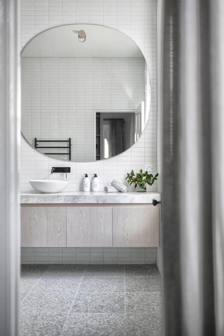 Cunningham Street House Northcote Kleine Badezimmer Design Badezimmer Design Badezimmer Einrichtung