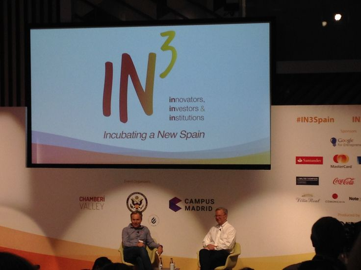 Google Campus Madrid gets ready to incubate a new Spain