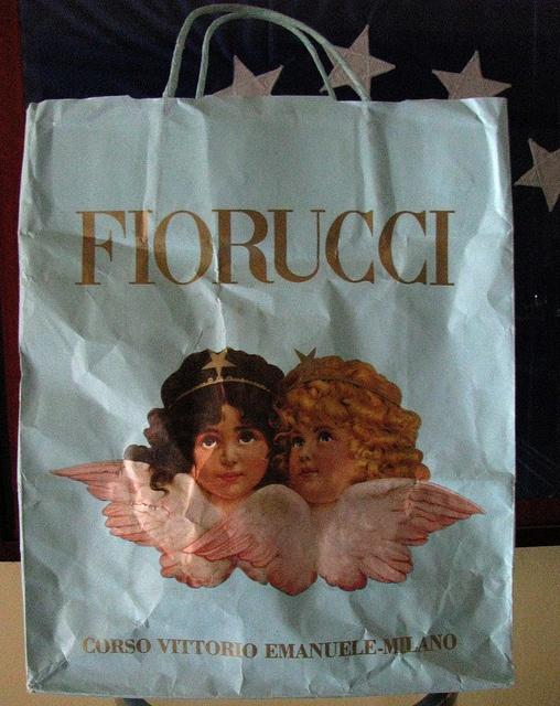 Fiorucci by rocor, via Flickr. bag.