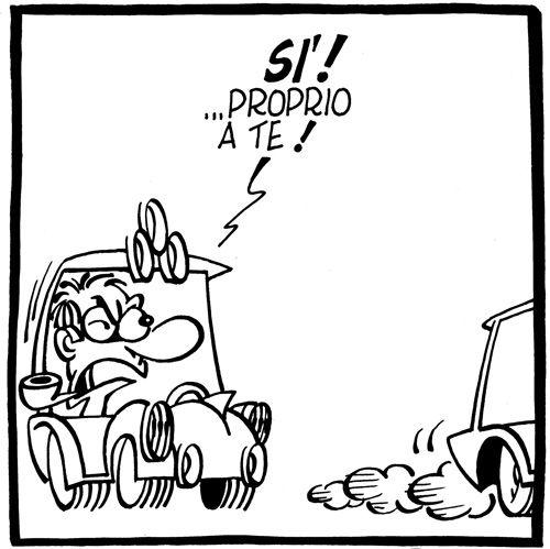 ITALIAN COMICS - SUV-VIA - Nuovo articolo di Alessandra Pelegatta: 3