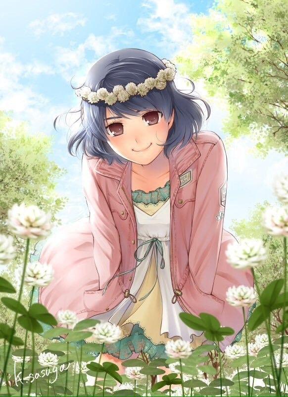 Domestic Na Kanojo ドメスティックな彼女 Domestic Girlfriend By Sasuga Kei 家有女友 流石 景 ドメスティックな彼女 アニメの女の子 カワイイアニメ