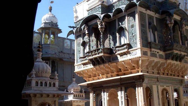 Udai Bilas. The new palace. Dungarpur