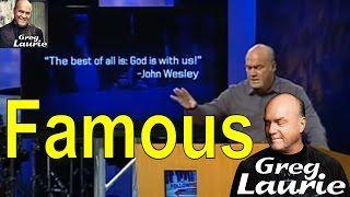 YouTub Pastor Greg Laurie Sermons Devotional Exposed Tv In 2016, Famous Last Wordse