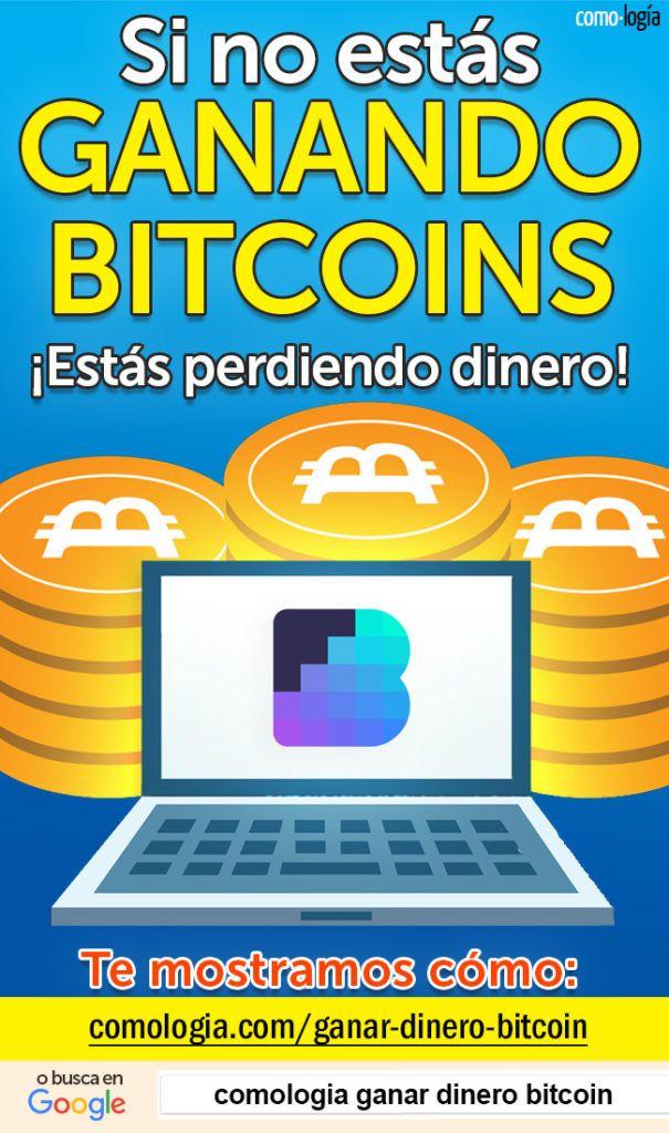 gana dinero por internet bitcoin