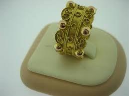 Afbeeldingsresultaat voor antieke gouden trouwringen