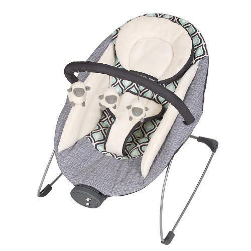 Baby Trend Ez Bouncer Catalina Ice Electronic Music
