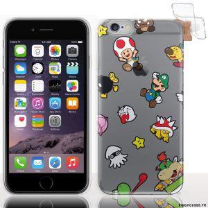 coque iphone 7 plus yoshi