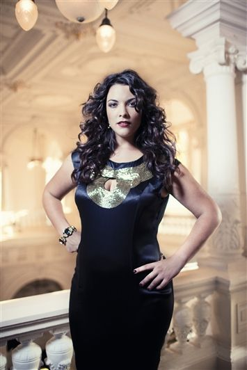 The gorgeous, talented, super sexy Caro Emerald