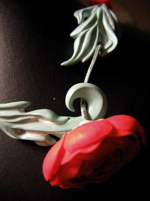 clasp | Clay (& other) Jewelry | Pinterest | Polymer clay, Clay and Polymer clay jewelry