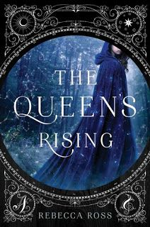 Welcome: Waiting on Wednesday: The Queen's Rising  #waitingonwednesday #the queens rising #2018