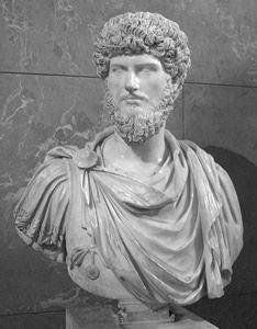 Lucius Aurelius Commodus Antoninus Calusius II Commodus Emperor of the Roman Empire