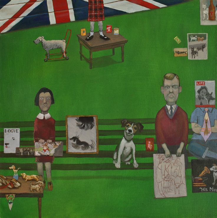 Peter Blake's Dog  | Mychael Barratt