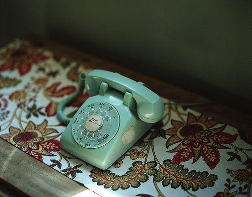 Imagem de old, phone, and vintage