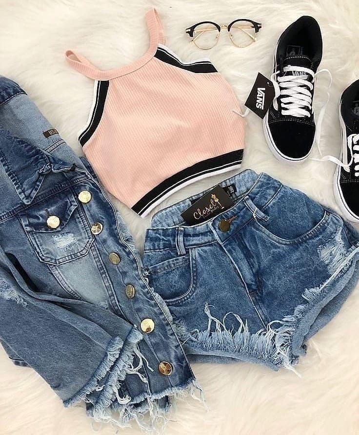 Süßes Outfit für den Sommer !!! #outfit #sommer