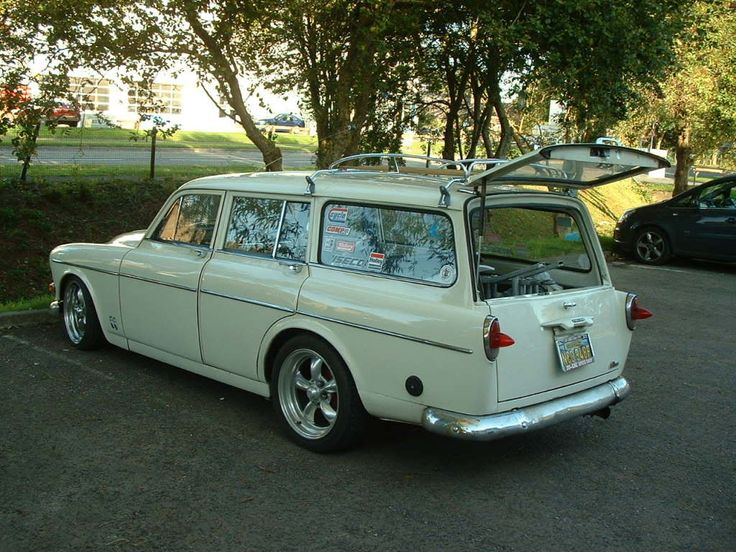 VOLVO AMAZON ESTATE CUSTOM MODIFIED – VW Forum – VZi, Europe's largest VW, community and sales