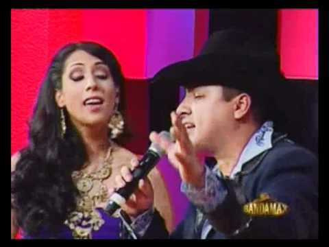 julion alvarez y su norteño banda - mi mayor anhelo cinthia urias - YouTube