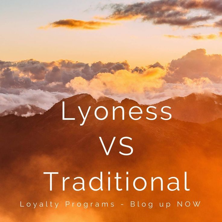Lyoness Loyalty System VS Traditional Loyalty Programs In this article we will cover the 10 major benefits of using the Lyoness loyalty system over traditional loyalty programs. To a small business owner Lyoness can be the opportunity you have been waiting for…… Lyoness allows you to create residual wealth for generations to come from the...