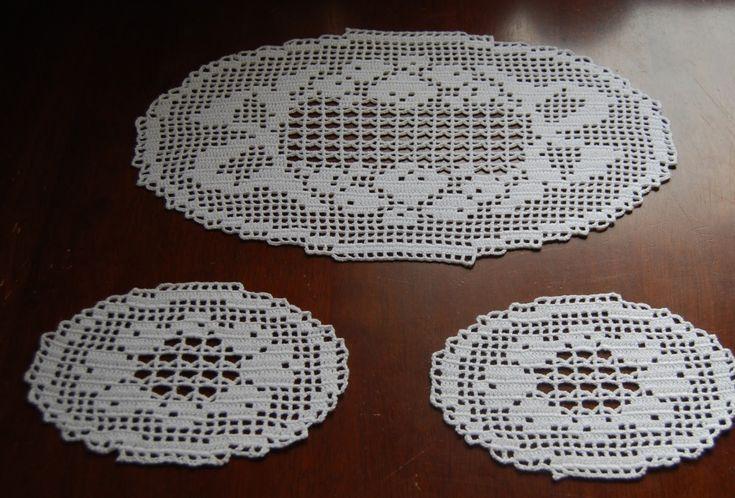 17 Best Images About Filet Crochet 6 On Pinterest