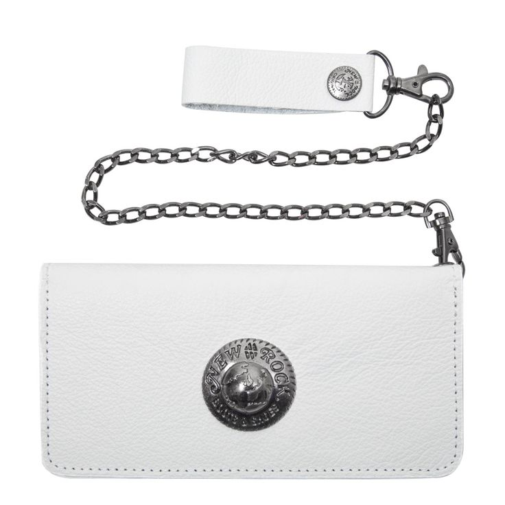 New Rock gothic genuine leather metal wallet. #newrock #wallet #goth #leather  You can purchase this wallet here: http://newrockaustralia.com/index.php?id_product=38531&controller=product