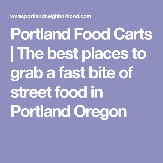 Portland Food Carts Near Me