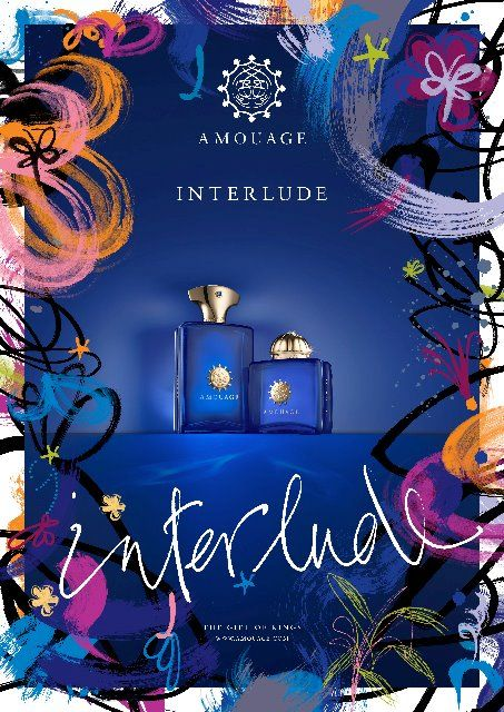 Amouage Interlude for Man and Woman