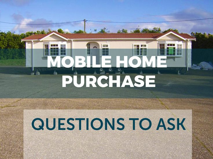 "If your thinking about purchasing or trading for a manufactured home, then this article will help determine whether or not your dealing with the right dealer or looking at the right manufactured home. One question I'm often asked is ""How do I know I'm buying a quality home?"" No, you can't yet buy a consumer ... Continue Reading about Purchasing a Mobile Home – Used or New – Buying Questions To Ask!"