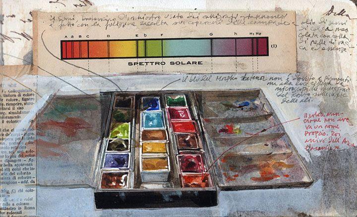 03. Dipanare l'arcobaleno - Scuola del Viaggio - Riflessioni sull'arte di viaggiare e Laboratorio di scrittura e fotografia