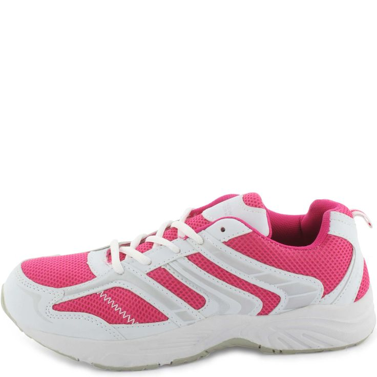 Scarpe da ginnastica bianco/rosa Donna