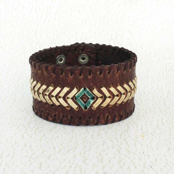 Cool Bracelet for Guys  Fathers Day Gift Ideas  Mens Brown   https://www.etsy.com/listing/202813016/cool-bracelet-for-guys-fathers-day-gift