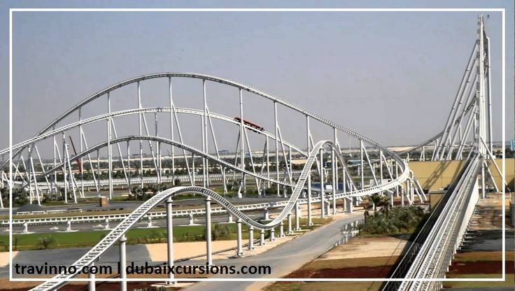 Formula Rossa in Ferrari world Abudhabi is the world's fastest Roller Coaster.Definitely it is a breathtaking experience.