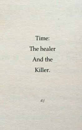Time : The healer And the Killer . d.j.