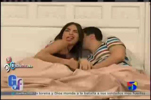 Alejandra Espinoza sacandole todo a su esposo en la cama @Alejandra Espinoza #Video - Cachicha.com