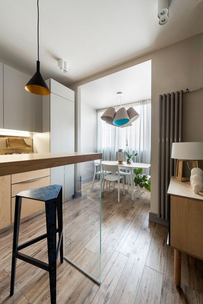 Объединение балкона с кухней: этапы перепланировки и 70 наиболее комфортных реализаций http://happymodern.ru/obedinenie-balkona-s-kuxnej/ kyxnia_i_balkon_14