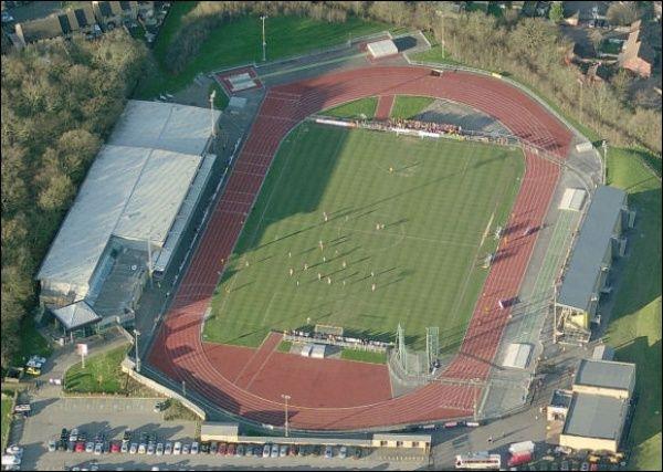 Chelmsford City - Melbourne Stadium