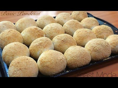 Basic Water Pandesal No Milk No Egg No Butter Yet So Fluffy Delicious Youtube Pandesal Allergy Friendly Recipes Pandesal Recipe