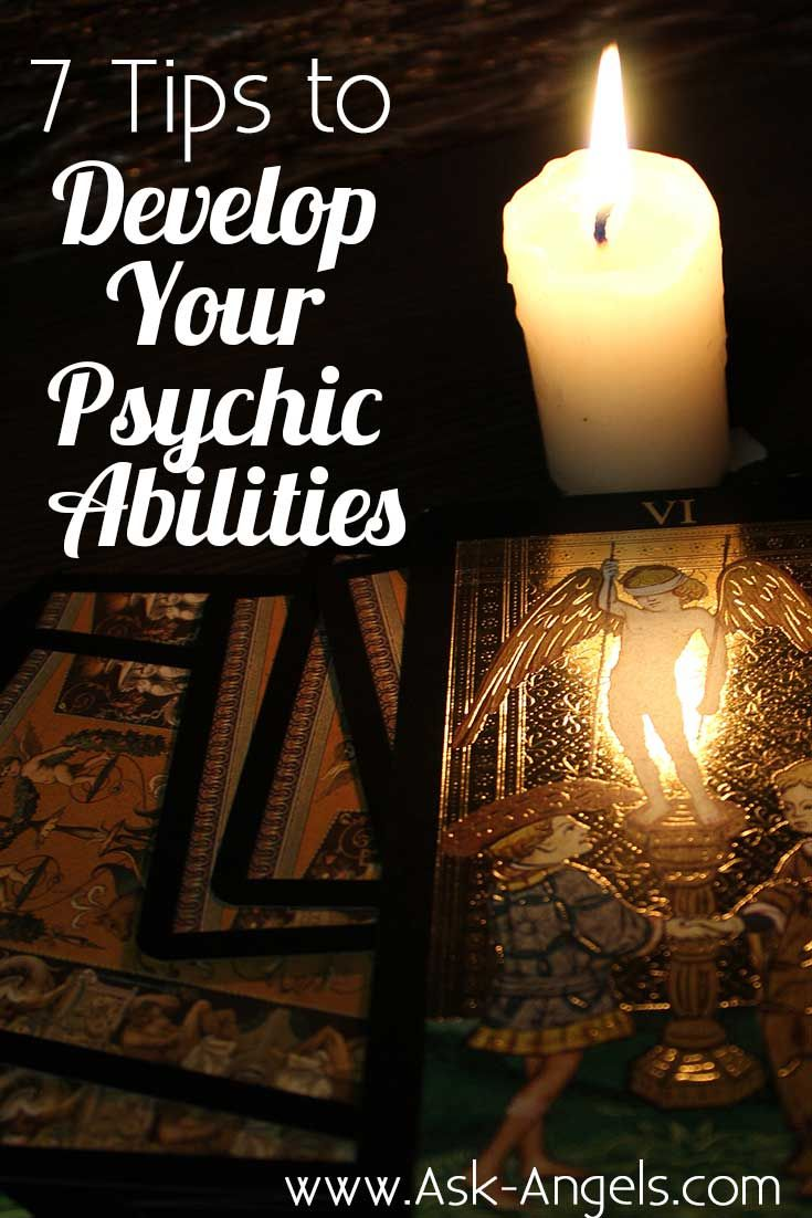 28 Ways to Develop Your Psychic Abilities - Intuitive Souls Blog