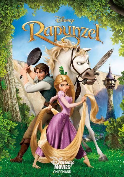 Het haar van Prinses Rapunzel bezit magische krachten. Haar gouden lokken kunnen niet alleen wonden genezen, maar bevatten ook het geheim van de eeuwige jeugd. Een klassieke Disney, met boeiende personages, leuke liedjes en hilarische humor. *Beschikbaar t/m 26  september 2015