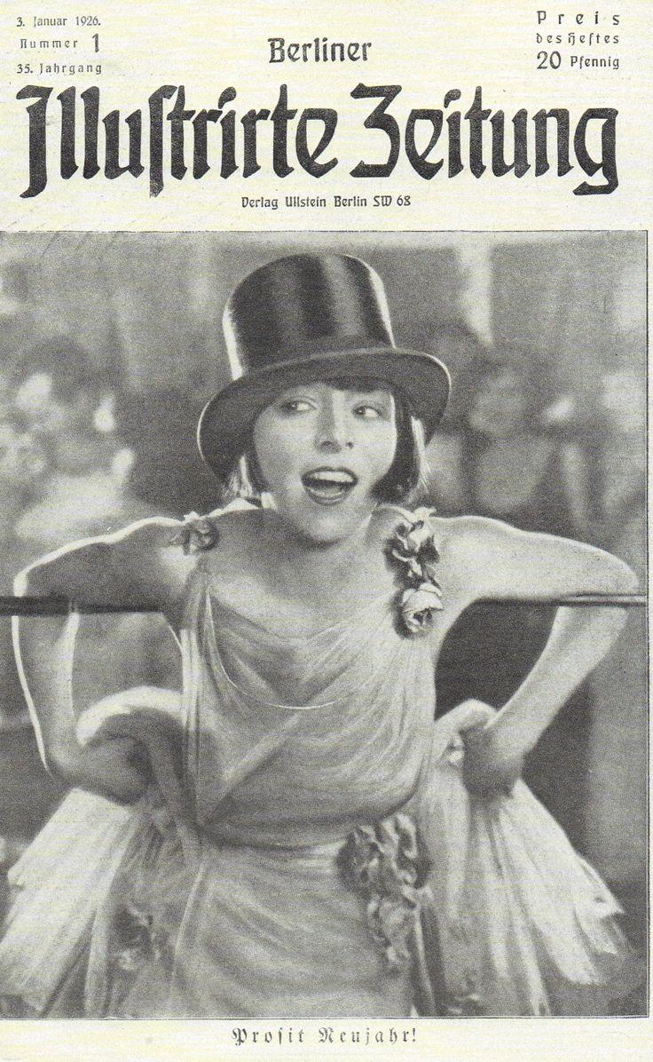 Berliner Illustrierte Zeitung, Neujahr, 1926