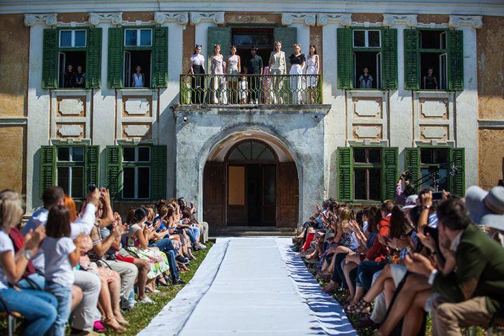 Michelangelo Winklaar designer olandez Sibiu Feeric fashion days