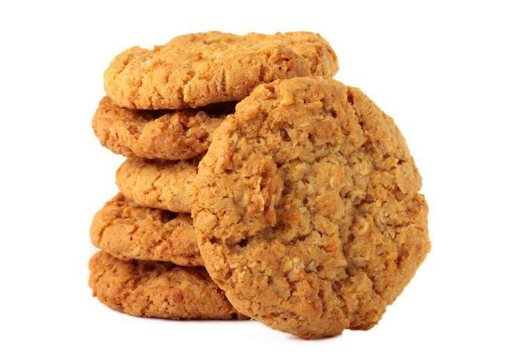 Tradičné austrálske sušienky - Anzac