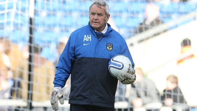 Alan Hodgkinson 674 appearneces for the Blades #sufc #blades #football