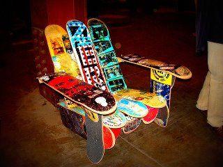 Chair redo