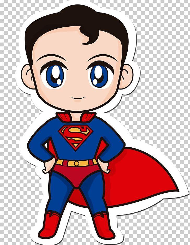 Superman Wonder Woman Batman Superhero Drawing Png Clipart Arm Batman Boy Cartoon Cheek Free Png Download Chibi Superman Batman Cartoon Superman Kids