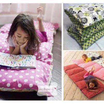 Nuevo uso para nuestras almohadas viejas.