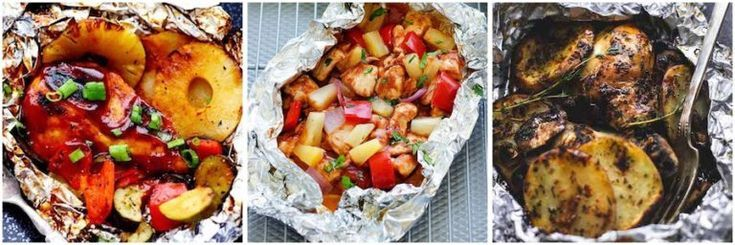 200 easy and inexpensive grilling recipes – Dinner ideas – # easy # grilling #id …   – Foil Pack Recipes