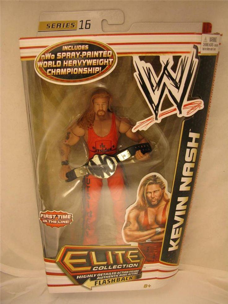 Mattel Wwe Elite Collection Flashback Kevin Nash Nwo
