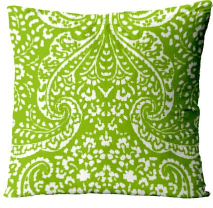 https://flic.kr/p/B3LABX | IKAT_CACHEMIRE_green apple cushion b | www.spoonflower.com/designs/3309075